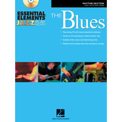 Essential Elements Jazz Play-Along - The Blues - Rhythm Section