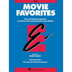 Essential Elements Movie Favorites - Flute