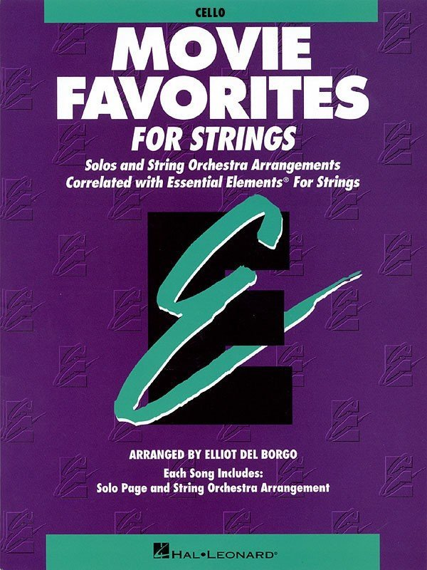 View larger image of Essential Elements Movie Favorites for Strings - Cello