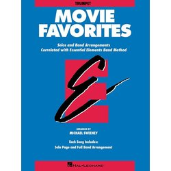 Essential Elements Movie Favorites - Trumpet