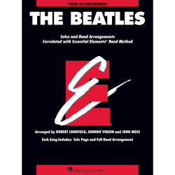 Essential Elements - The Beatles - Piano Accompaniment