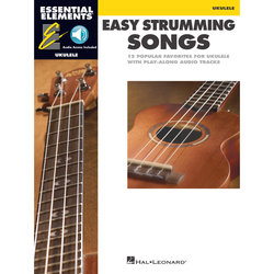Essential Elements Ukulele - Easy Strummings Songs w/Online Audio
