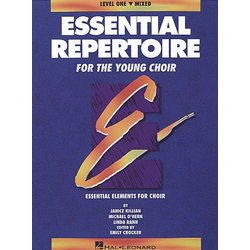 Essential Repertoire For The Young Choir Level 1 - Mixed - Student