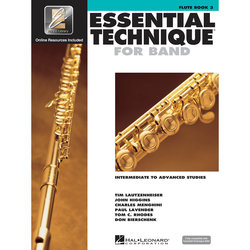 Essential Technique for Band - Flute