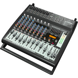 Behringer PMP500 Europower 12-Channel Powered Mixer