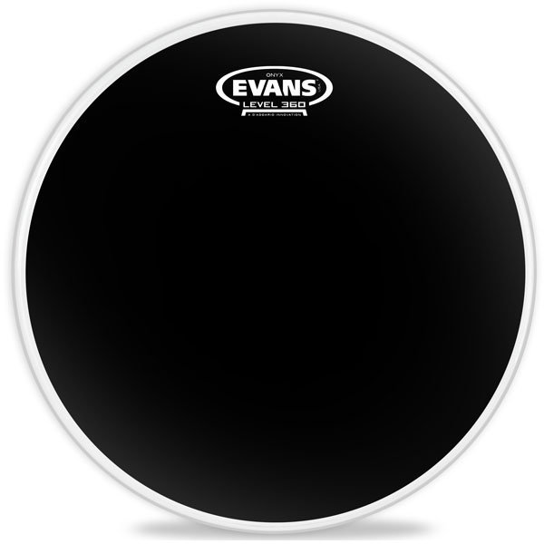 View larger image of Evans B06ONX2 Onyx Coated Tom Head Drum - 6