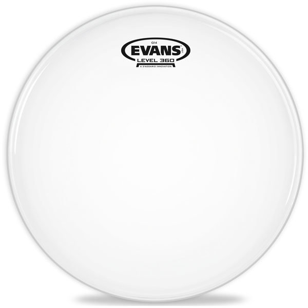View larger image of Evans B08G14 G14 Coated Head Drum - WHite - 8