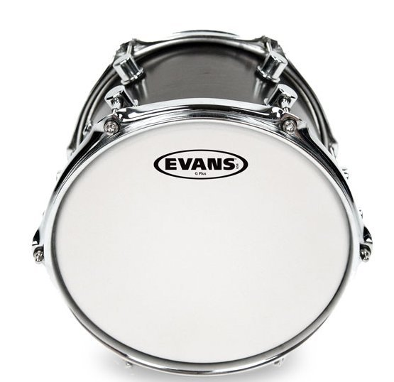 View larger image of Evans B10G12 G12 Coated Head Drum - White - 10