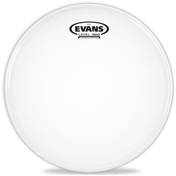 View larger image of Evans B10G14 G14 Coated Snare/Tom Head - 10