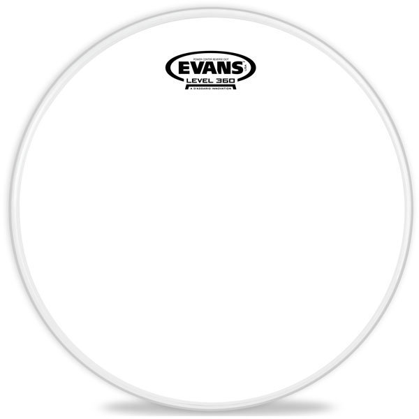 View larger image of Evans B10G1RD Power Center Reverse Dot Snare Head - 10