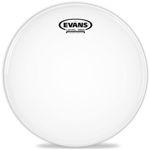 View larger image of Evans B10G2 G2 Coated Snare/Tom/Timbale Head - 10