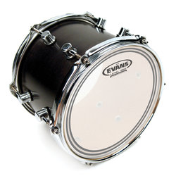 Evans B13EC2S 13 EC2 Frosted Snare/Tom/Timbale