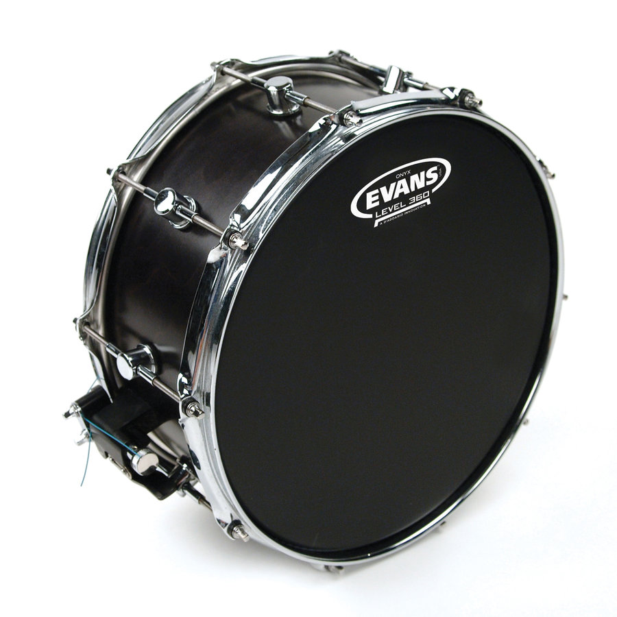 View larger image of Evans B13ONX2 13 Onyx Snare/Tom/Timbale