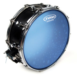 Evans B14HB 14 Hydraulic Blue Coated Snare Head