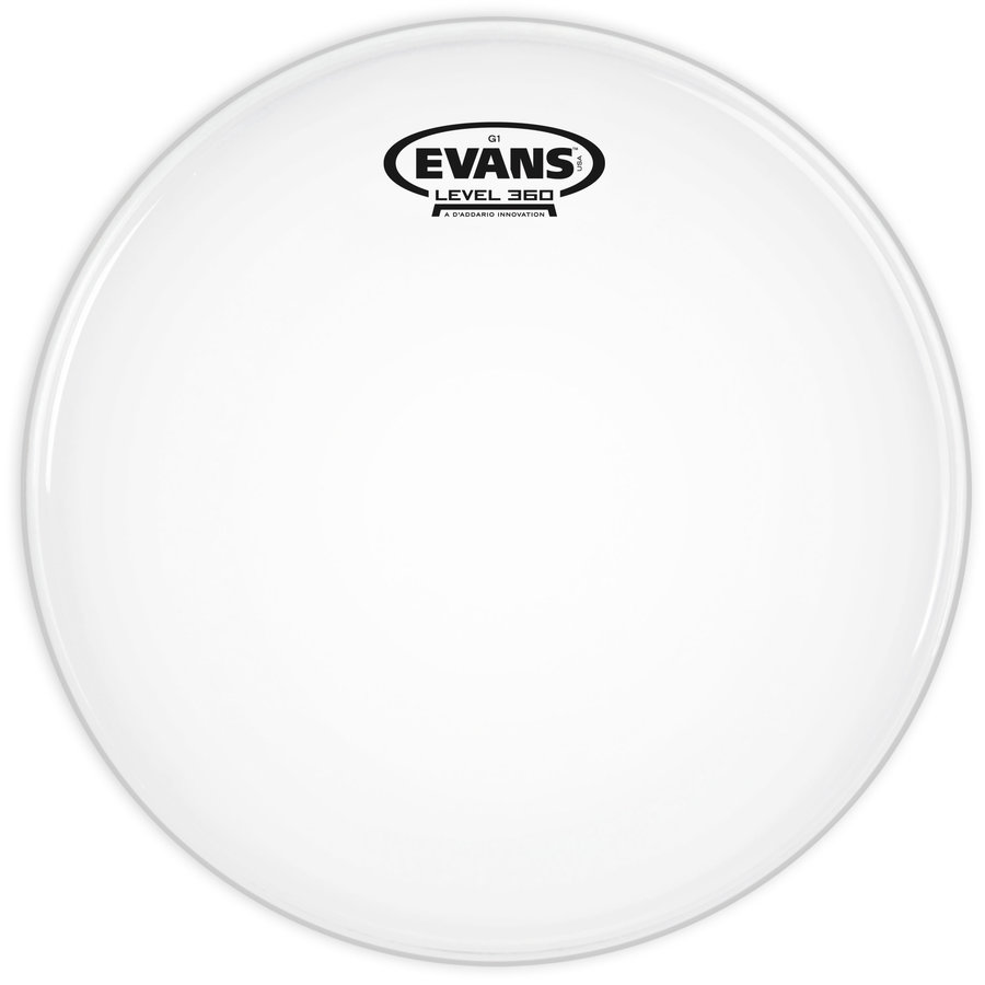 View larger image of Evans B18G1 18 G1 Coated Tom/Timbale Head