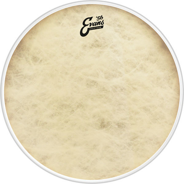 View larger image of Evans BD18CT Calftone Bass Drum Head - 18