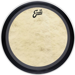 Evans BD22EMADCT EMAD Calftone Bass Drum Head - 22