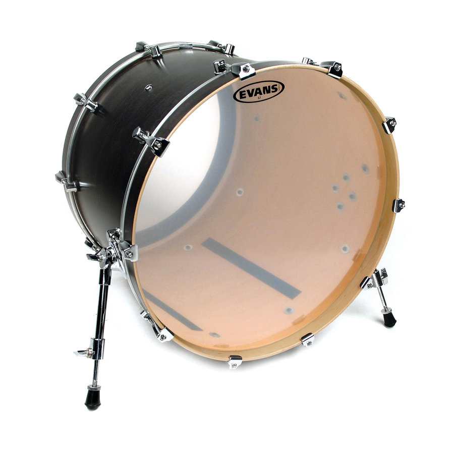 View larger image of Evans BD22G1 22 G1 Clear Bass Drumhead