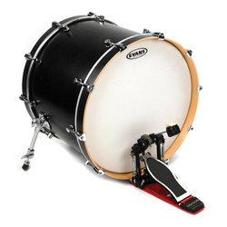Evans BD22G1CW 22 G1 Coated Bass Drumhead