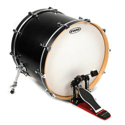 Evans BD22G2CW 22 G2 Coated Bass Drumhead