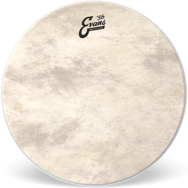 View larger image of Evans Calftone Bass Drum Head - 18