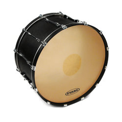 Evans CB3614SD 36 Strata 1400 Drumhead with Power Center Bass