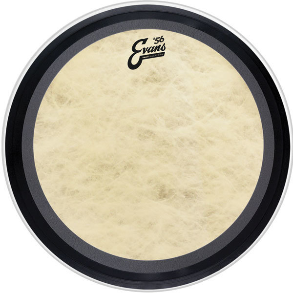 View larger image of Evans EMAD Calftone Bass Drum Head - 26