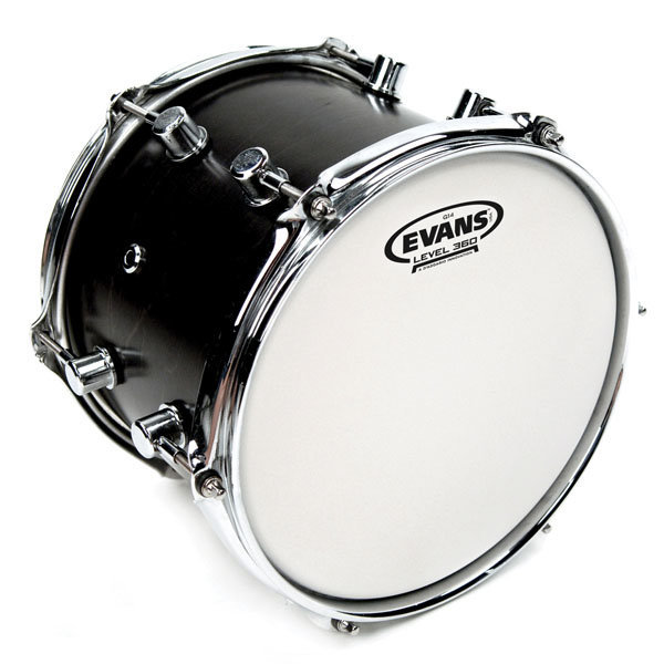 View larger image of Evans G14 Coated Drum Head - White, 14