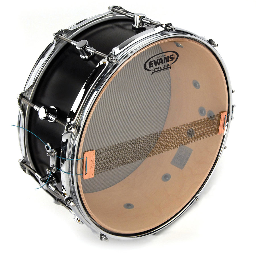 View larger image of Evans S08H30 8 Clear 300 Snare Side Drumhead