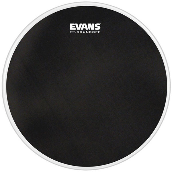 View larger image of Evans Soundoff Bass Batter Drumhead - 22