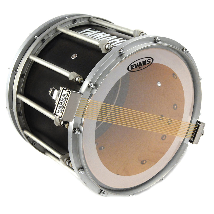 View larger image of Evans SS13MS3C 13 MS3 Polyester Snare Drum Head