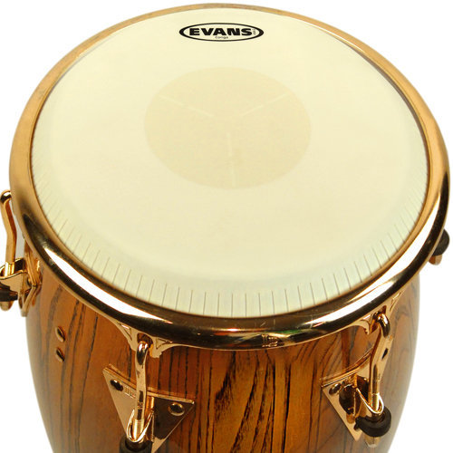 View larger image of Evans Tri-Center Conga Drum Head - 11 3/4