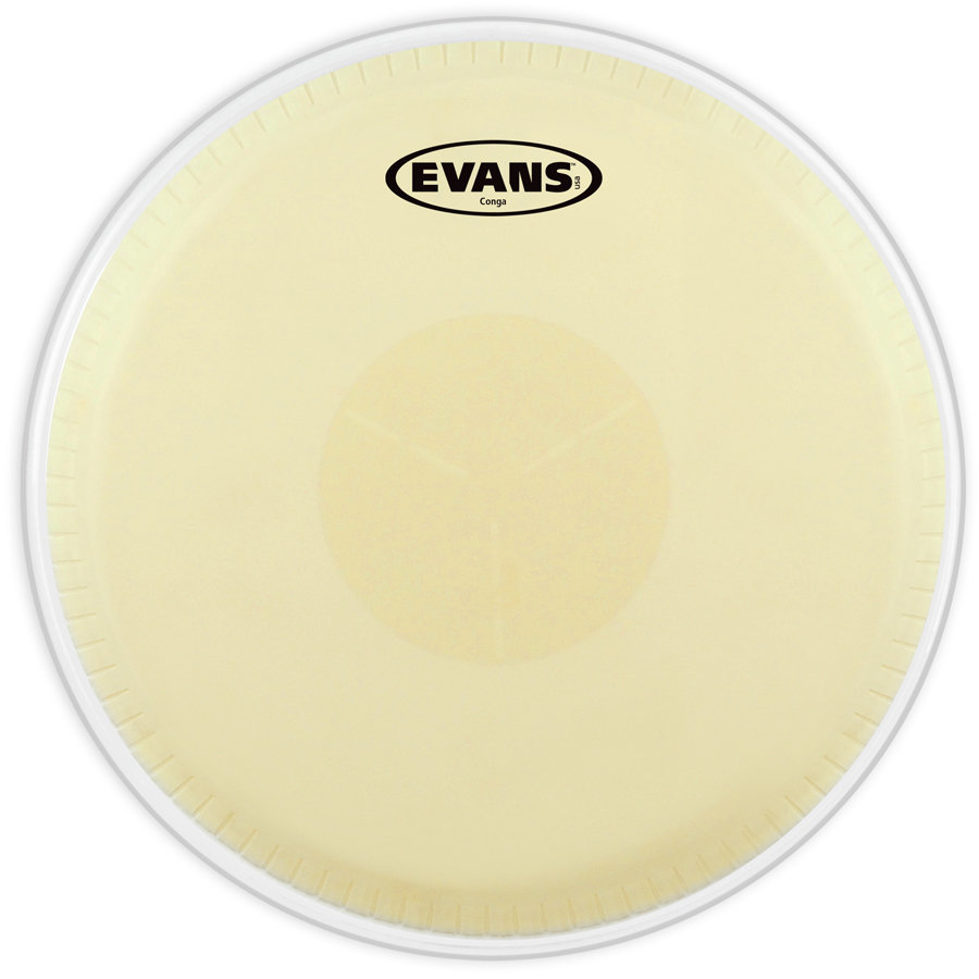 View larger image of Evans Tri-Center Conga Drum Head - 11