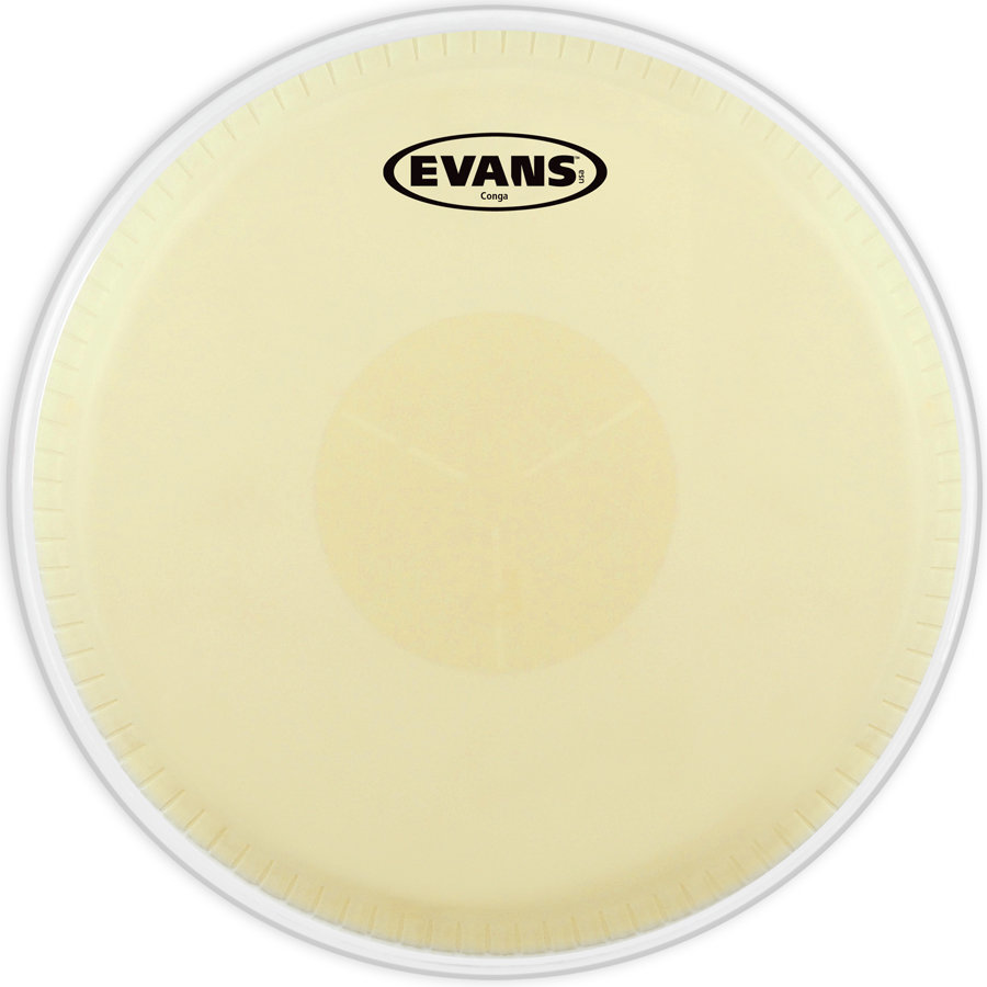 View larger image of Evans Tri-Center Conga Drum Head - 12 1/2