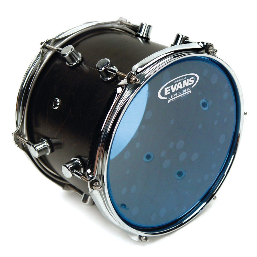 View larger image of Evans TT08HB 8 Hydraulic Blue Tom