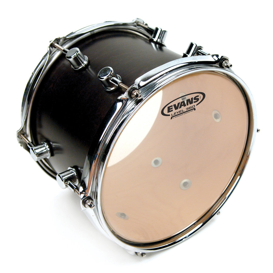 View larger image of Evans TT12G12 12 G12 Clear Drumhead
