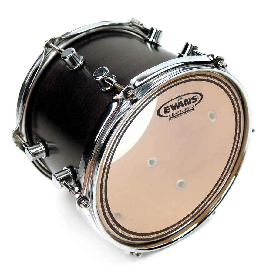 View larger image of Evans TT13EC2S 13 EC2 Clear Snare/Tom/Timbale Head