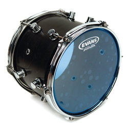 Evans TT13HB 13 Hydraulic Blue Snare/Tom/Timbale