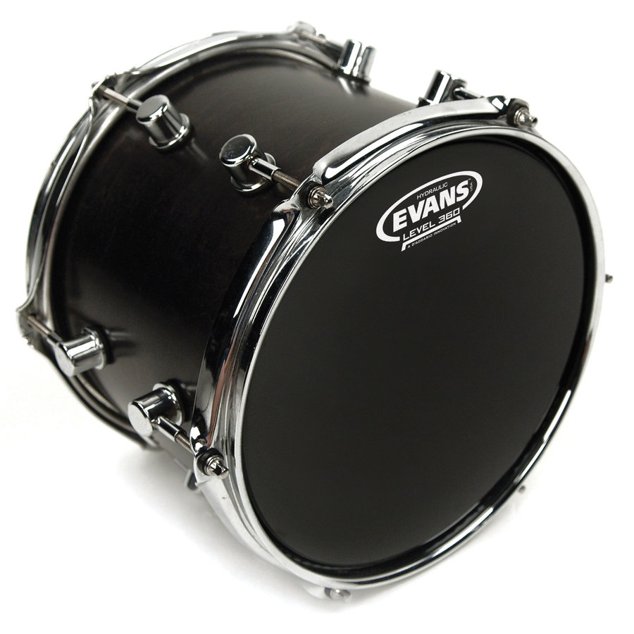 View larger image of Evans TT13HBG 13 Hydraulic Black Snare/Tom/Timbale