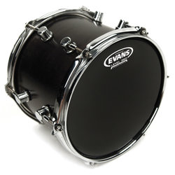 Evans TT13HBG 13 Hydraulic Black Snare/Tom/Timbale