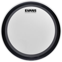 Evans UV EMAD Coated Bass Batter Drumhead - 16