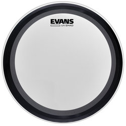 Evans UV EMAD Coated Bass Batter Drumhead - 20