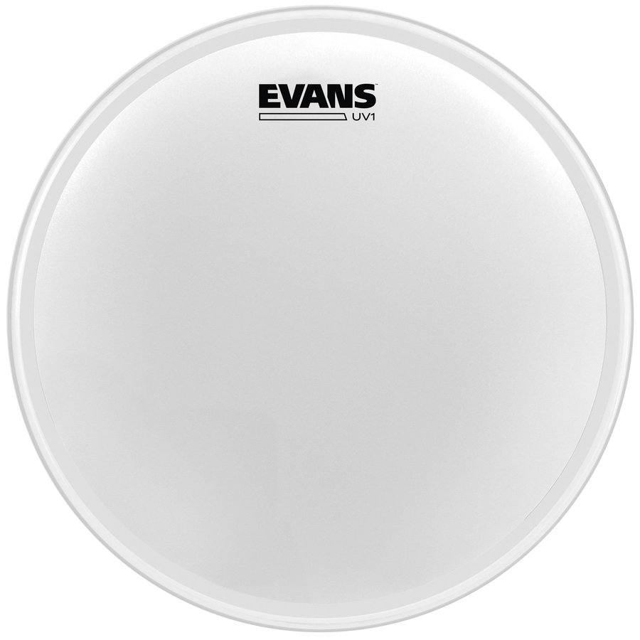 View larger image of Evans UV1 Coated Batter Drumhead - 18