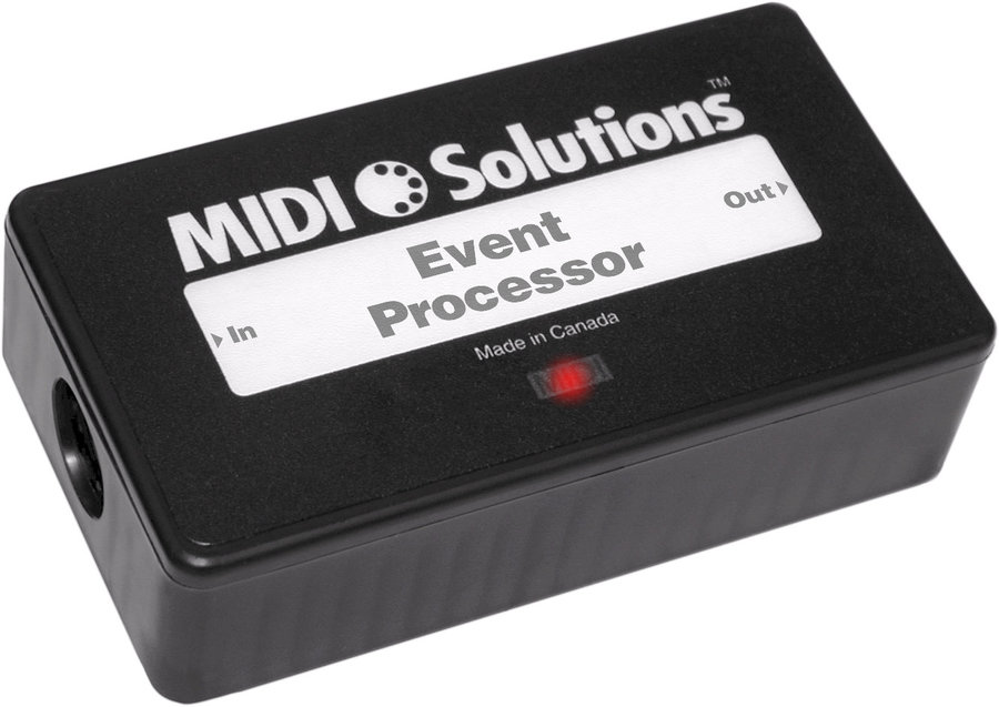 View larger image of Event Processor Interface
