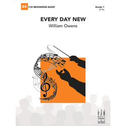 Every Day New - Score & Parts, Grade 1