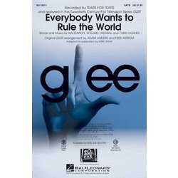Everybody Wants to Rule the World, SATB Parts