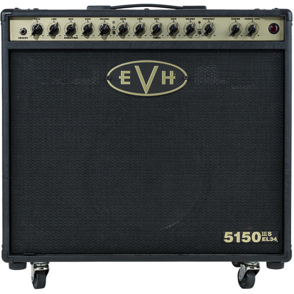 View larger image of EVH 5150 III 1x12 Tube Combo Amp
