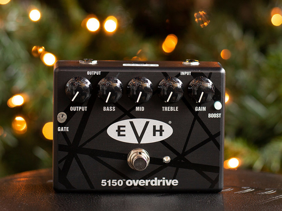 View larger image of MXR EVH 5150 Overdrive Pedal