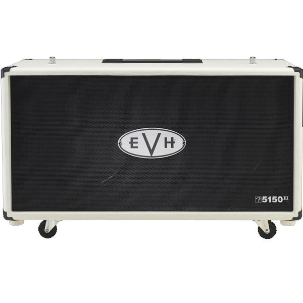 View larger image of EVH 5150III 2x12 Cabinet - Ivory