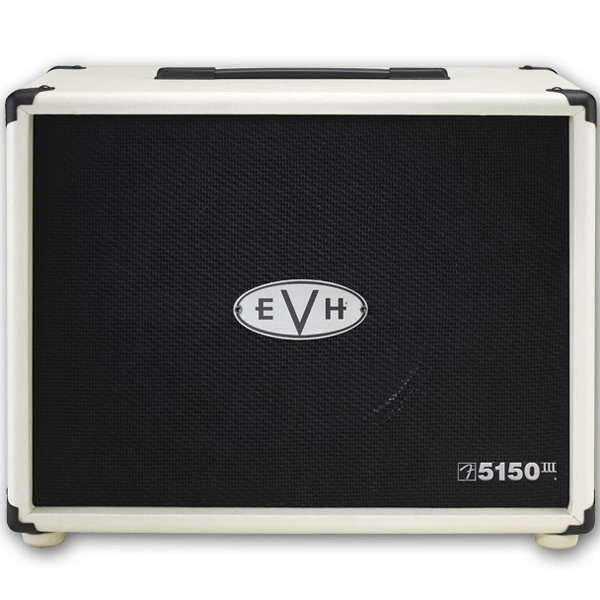 View larger image of EVH 5150III Straight Cabinet - Ivory